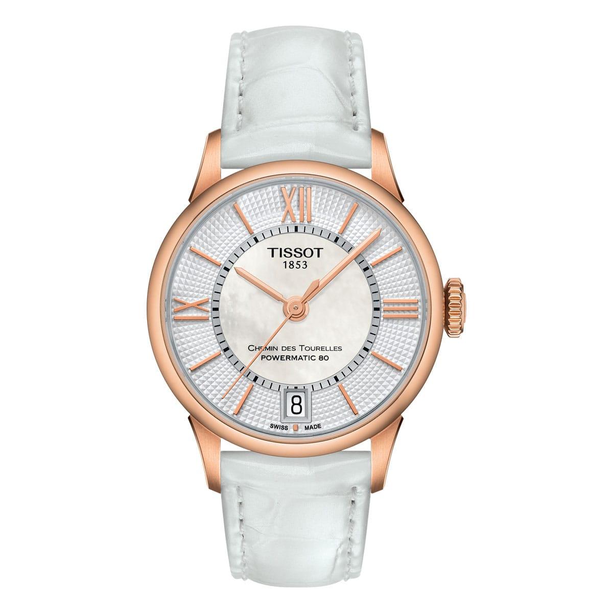 Tissot-Chemin-de-Tourelles-Powermatic-T099-207-36-118-00 Lionel Meylan Horlogerie Joaillerie Vevey