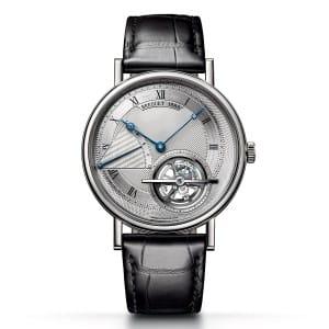 Breguet-Tourbillon-Extra-Plat-5377-PT129WU Lionel Meylan Horlogerie Joaillerie Vevey