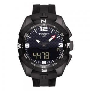Tissot-T-Touch-Expert-Solar-T091-420-47-057-01 Lionel Meylan Horlogerie Joaillerie Vevey