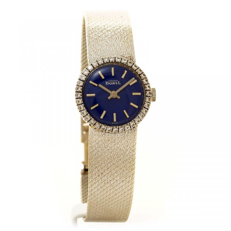 112044-Montre-Dame-Ernest-Borel-or-blanc-montres-occasion-seconde-main-lionel-meylan-vevey