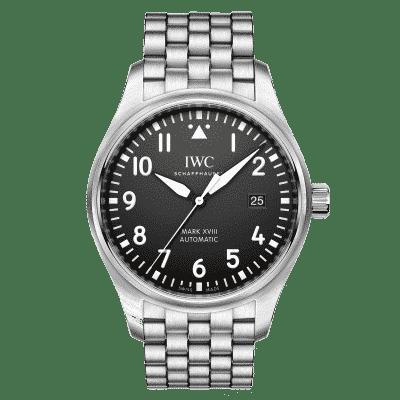Montre-IWC-Montre-dAviateur-Mark-XVIII-IW327011-Lionel-Meylan-Horlogerie-Joaillerie-Vevey