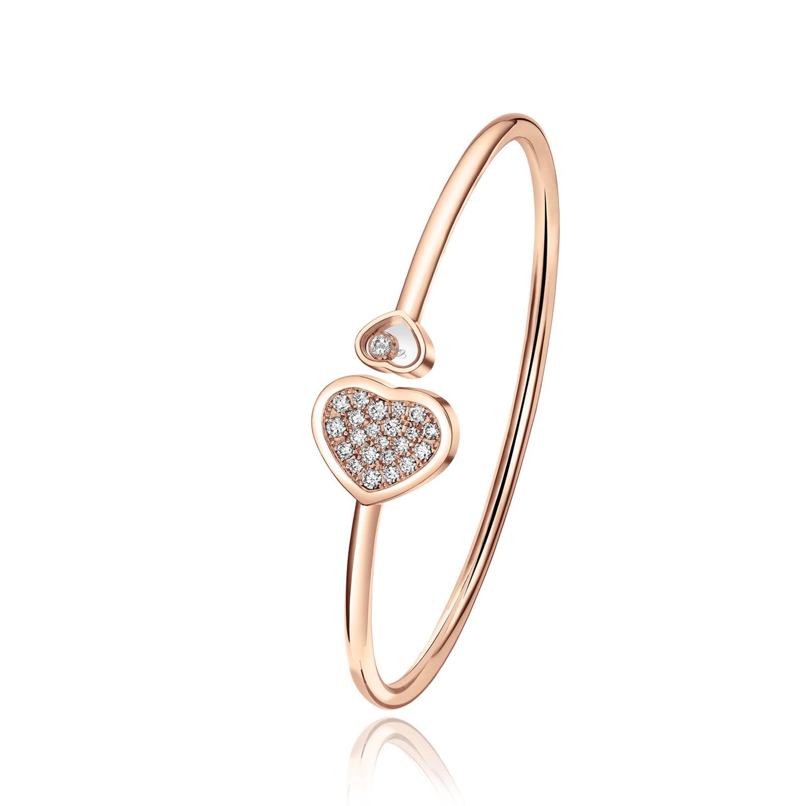 réduction jusqu'à 60% produit chaud Royaume-Uni Chopard Bracelet Happy Hearts - Lionel Meylan Vevey