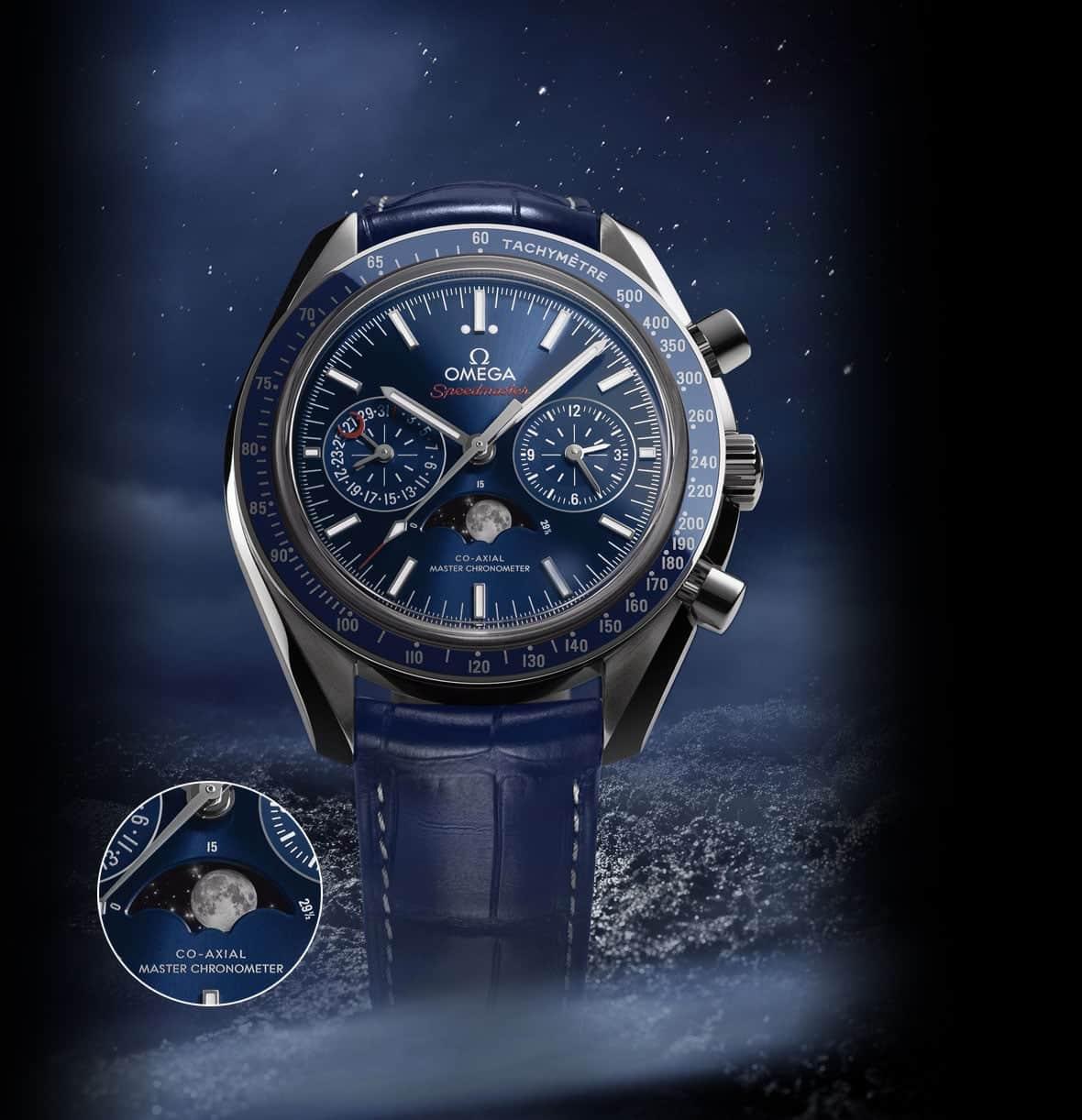 Omega-Speedmaster-Moonphase-Chronograph-Master-Chronometer-304.33.44.52.03.001-Highlight-Lionel-Meylan-Vevey