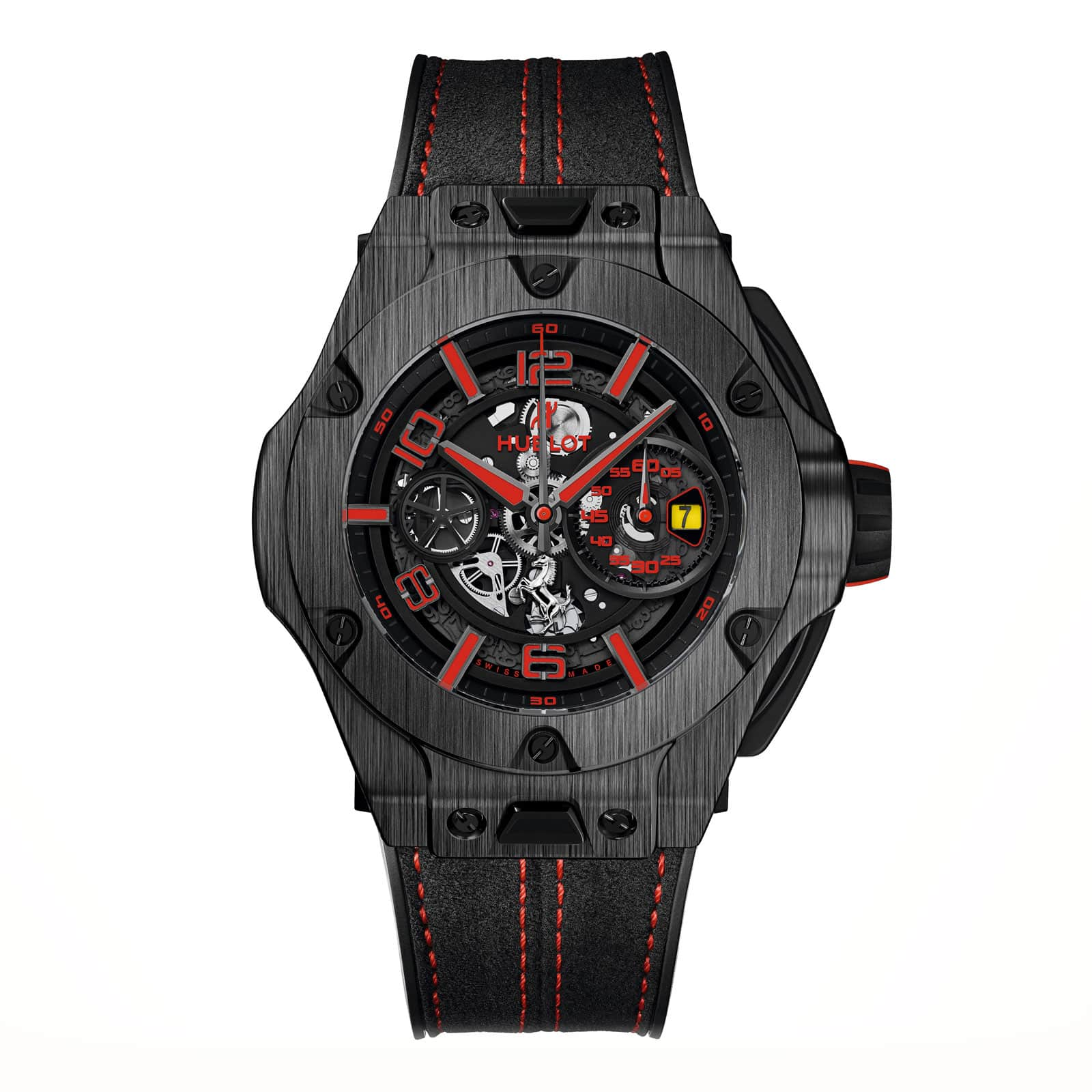 hublot big bang ferrari carbon lionel meylan. Black Bedroom Furniture Sets. Home Design Ideas