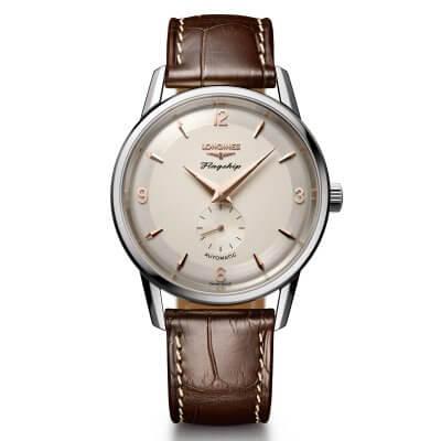 Montre-Longines-Flagship-Heritage-–-60th-Anniversary-1957-2017-L4.817.4.76.2-Lionel-Meylan-Horlogerie-Joaillerie-Vevey