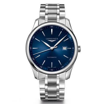 Montre-Longines-The-Longines-Master-Collection-Bleu-soleillé-L2.793.4.92.6-Lionel-Meylan-Horlogerie-Joaillerie-Vevey