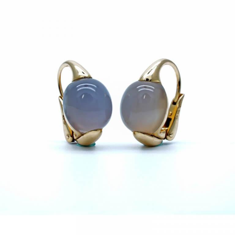 Boucles-doreilles-Pomellato-Luna-Lionel-Meylan-horlogerie-joaillerie-vevey-occasion-bijoux