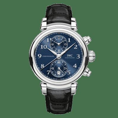 Montre-IWC-Da-Vinci-Chronograph-Edition-«-Laureus-Sport-IW393402-Lionel-Meylan-Horlogerie-Joaillerie-Vevey