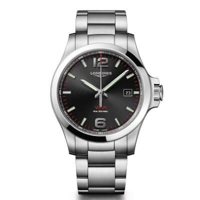 Montre-Longines-Conquest-V.H.P.-L3.716.4.56.6-Lionel-Meylan-Horlogerie-Joaillerie-Vevey