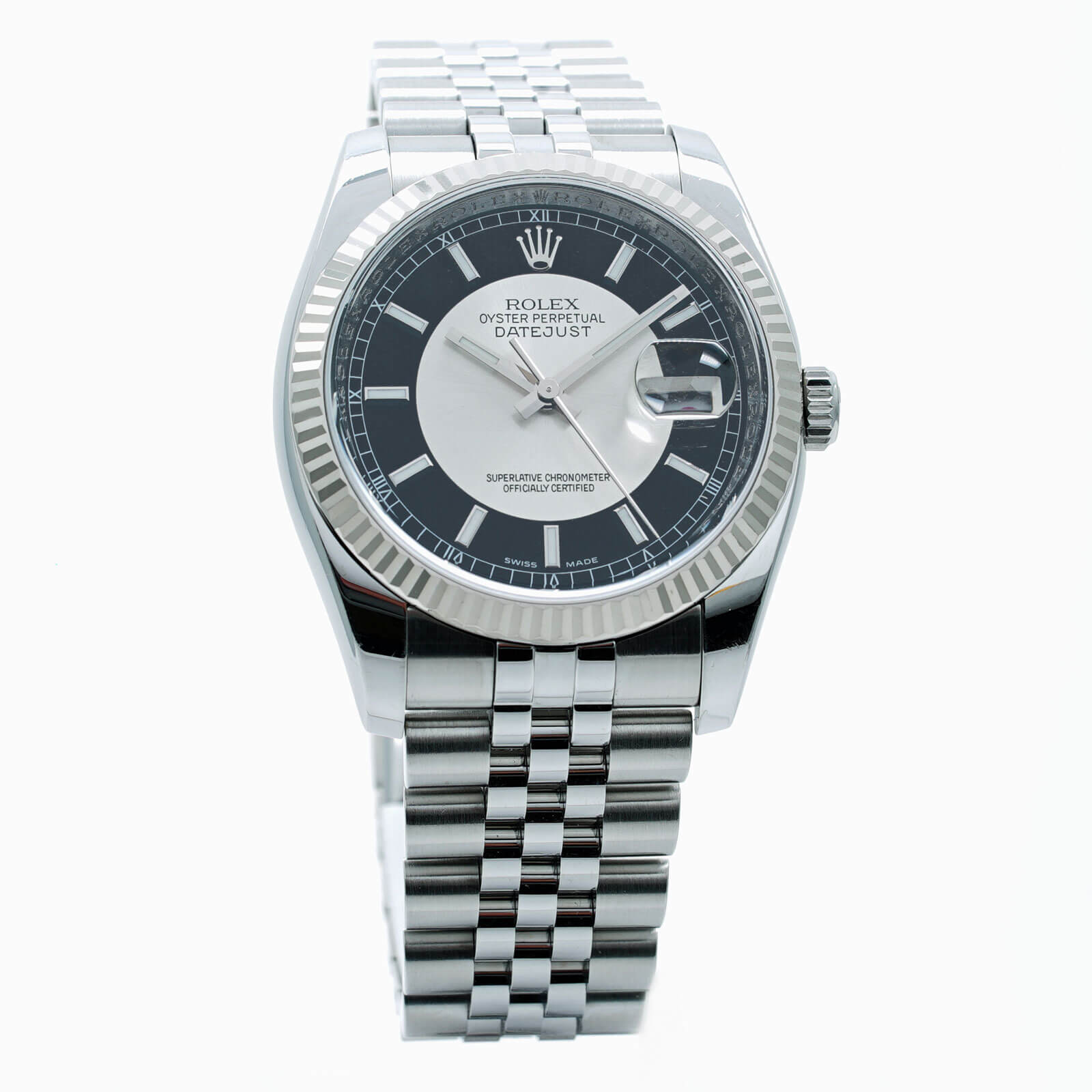 4e15a4b1ccd92 Datejust 36 mm. Montre-Rolex-Date-Just-36mm-occasion-Lionel-Meylan-