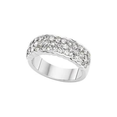 Bague-sertie-diamants-blancs-Lionel-Meylan-Creations-Lionel-Meylan-Horlogerie-Joaillerie-Vevey