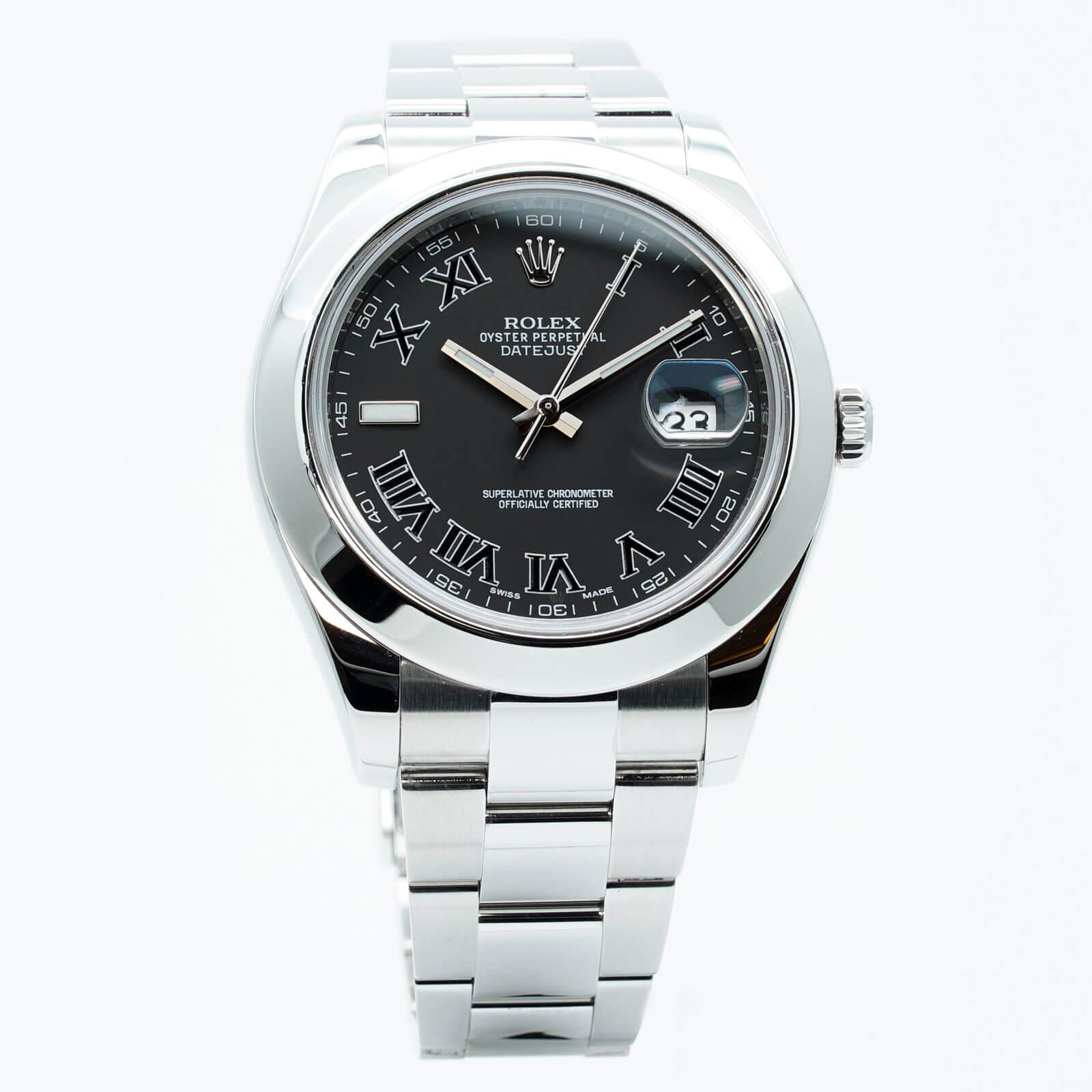 0dff6953bf115 Montre-Rolex-Datejust-II-41-mm-occasion-Lionel-