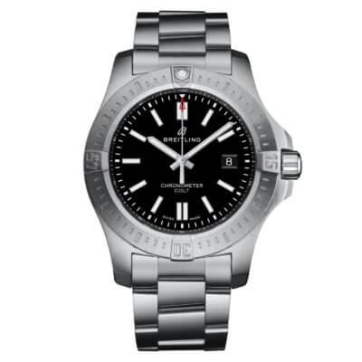 Montre-Breitling-Chronomat-Colt-Automatic-44-A17388101B1A1-Lionel-Meylan-Horlogerie-Joaillerie-Vevey