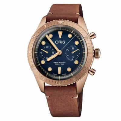 Montre-Oris-Carl-Brashear-Chronograph-Limited-Edition-01-771-7744-3185-Set-LS-Lionel-Meylan-Horlogerie-Joaillerie-Vevey