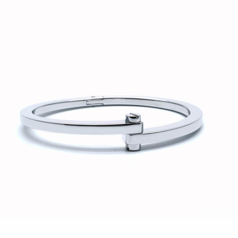 Cartier-bracelet-rigide-occasion-Lionel-Meylan-Horlogerie-Joaillerie-Vevey