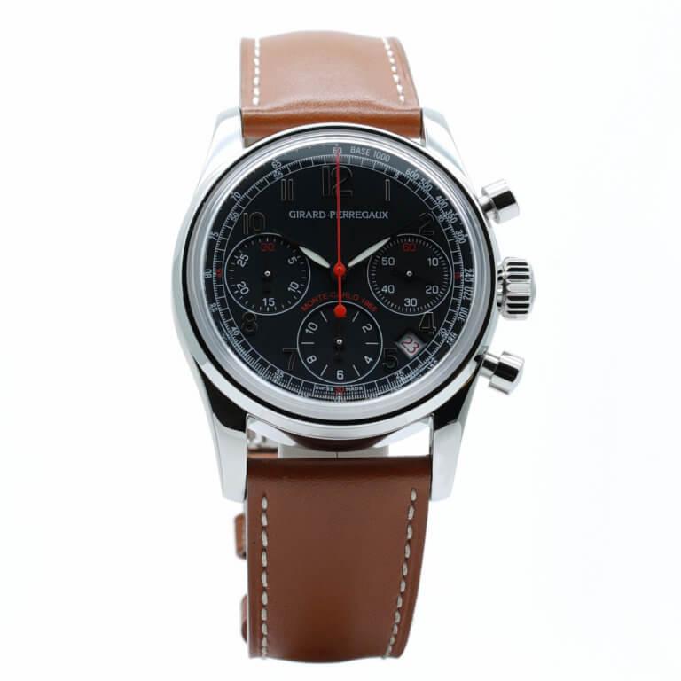 Montre-Girard-Perregaux-Monte-Carlo-1965-occasion-Lionel-Meylan-Horlogerie-Joaillerie-Vevey