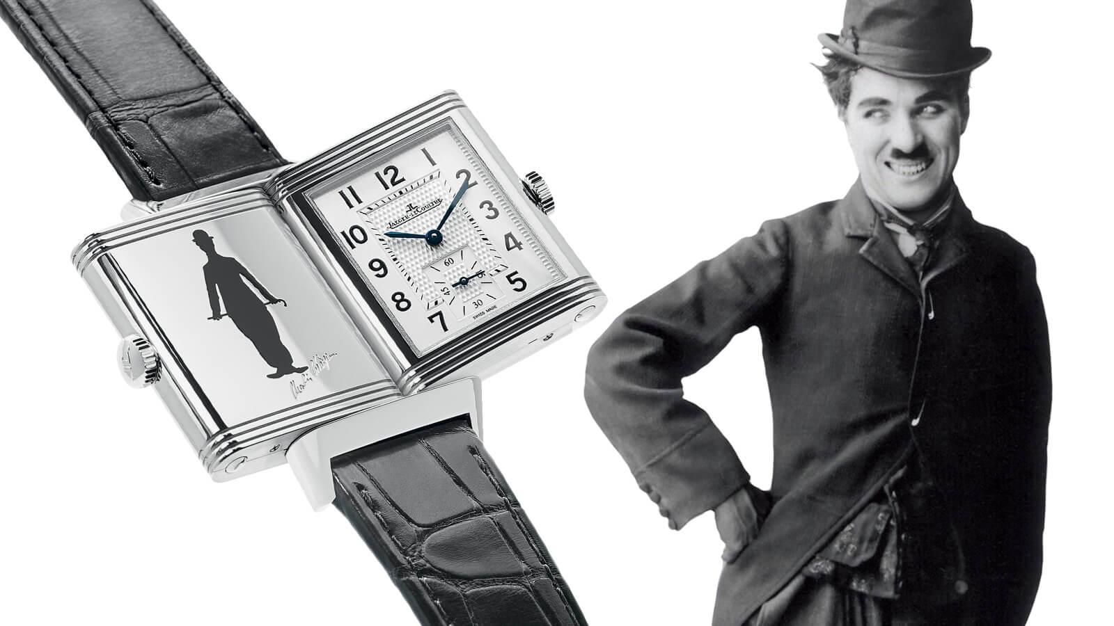 Montre-Reverso-Charlie-Chaplin-Lionel-Meylan-Horlogerie-Joaillerie-Vevey-double-et-Charlie-Chaplin-credit-ubbles-Inc.-S.A.