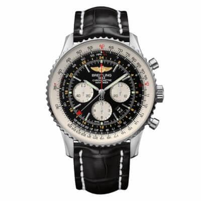 Montre-Breitling-Navitimer-GMT-AB044121-BD24-Lionel-Meylan-Horlogerie-Joaillerie-Vevey