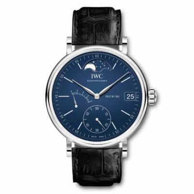 Montre-IWC-Portofino-Hand-Wound-Moon-Phase-Edition-150-Years-IW516405-Lionel-Meylan-Horlogerie-Joaillerie-Vevey