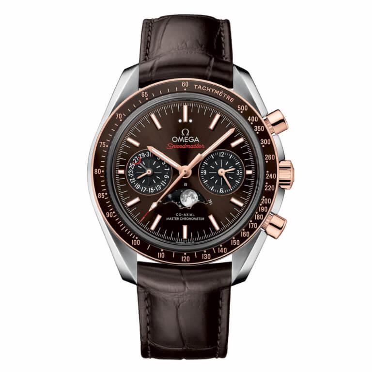 Montre-Omega-Speedmaster-Moonwatch-Omega-Co-Axial-Master-Chronometer-Chronographe-Phases-de-lune-4425-mm-304.23.44.52.13.001-Lionel-Meylan-Horlogerie-Joaillerie-Vevey