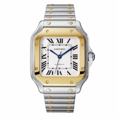 Montre-Santos-de-Cartier-W2SA0007-Lionel-Meylan-Horlogerie-Joaillerie-Vevey