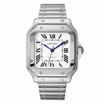 Montre-Santos-de-Cartier-WSSA0010-Lionel-Meylan-Horlogerie-Joaillerie-Vevey