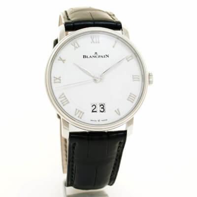 21e713f401533 Montre-Blancpain-Grande-Date-occasion-Lionel-Meylan-Horlogerie-