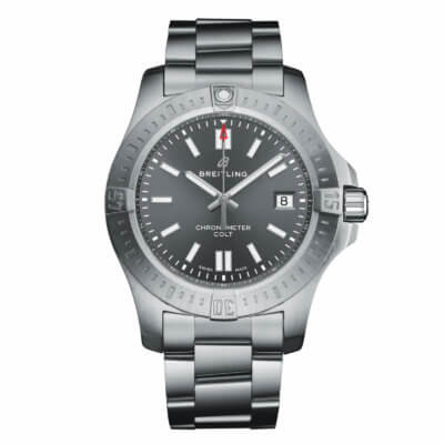 Montre-Breitling-Chronomat-Colt-Automatic-41-A17313101F1A1-Lionel-Meylan-Horlogerie-Joaillerie-Vevey