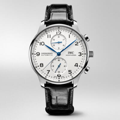 ab9a71799f19 Montre-IWC-Portugieser-Chronographe-Edition-«150-Years»-