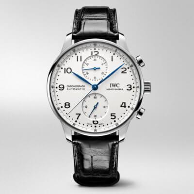 Montre-IWC-Portugieser-Chronographe-Edition-«150-Years»-IW371602-Lionel-Meylan-Horlogerie-Joaillerie-Vevey