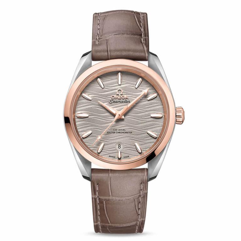 Montre-Omega-Seamaster-Aqua-Terra-150M-Omega-Co-Axial-Master-Chronometer-pour-femme-38-mm-220.23.38.20.06.001-Lionel-Meylan-Horlogerie-Joaillerie-Vevey