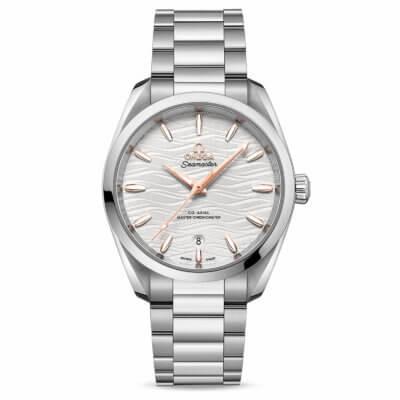 Montre-Omega-Seamaster-Aqua-Terra-150m-Omega-Co-axial-Master-Chronometer-pour-femme-38mm-220.10.38.20.02.002-Lionel-Meylan-Horlogerie-Joaillerie-Vevey