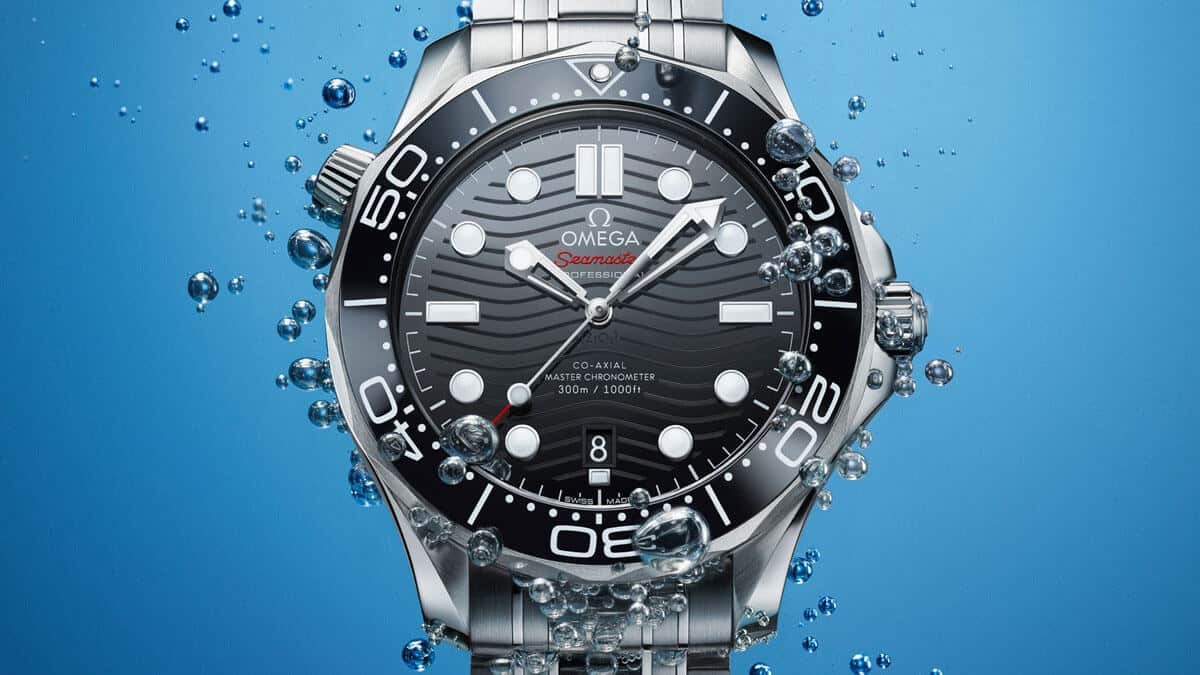 Omega Diver 300m Omega Co Axial Master Chronometer 42 Mm Lionel