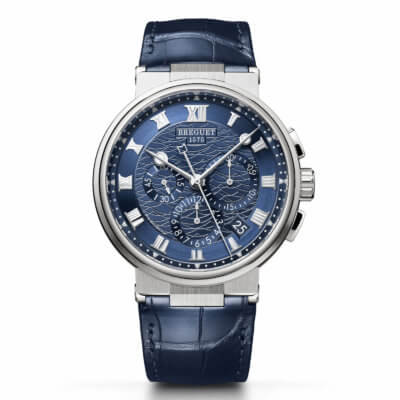 Montre-Breguet-Marine-Chronographe-5527BB-Y2-9WV-Lionel-Meylan-Horlogerie-Joaillerie-Vevey