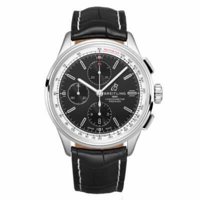 Montre-Breitling-Premier-Chronograph-42-A13315351B1P1-Lionel-Meylan-Horlogerie-Joaillerie-Vevey