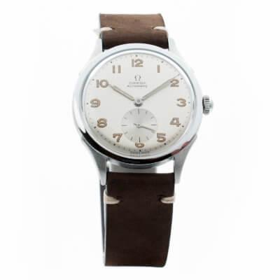 Montre-Occasion-Omega-Vintage-Lionele-Meylan-horlogerie-joaillerie-Vevey