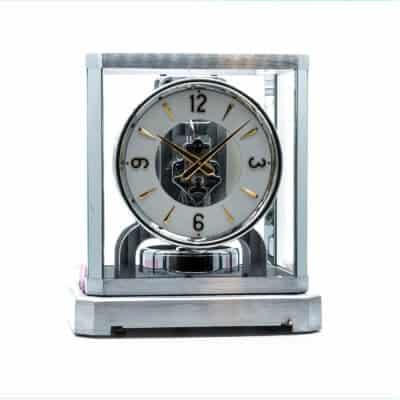 Horloge-occasion-Jaeger-leCoultre-Atmos-Lionel-Meylan-horlogerie-joaillerie-Vevey