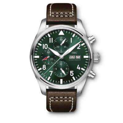 Montre-Daviateur-Chronographe-Edition-racing-Green-IW377726-Lioenl-Meylan-horlogerie-joaillerie-Vevey.jpg